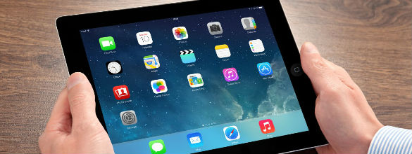hoge raad iPad computer